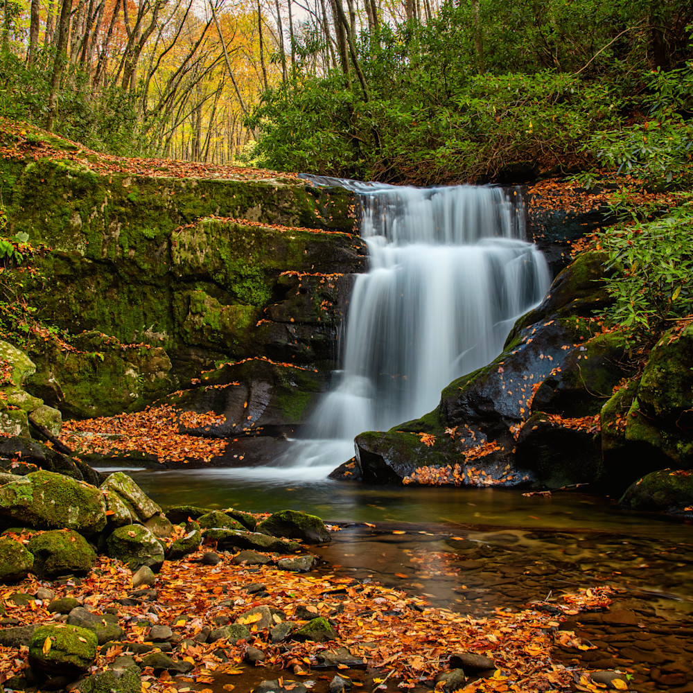 Andy crawford photography meadow branch waterfall number 2 v1vlhk