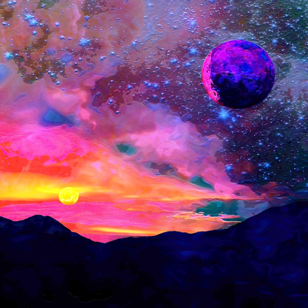 Exoplanet moon twxn2q