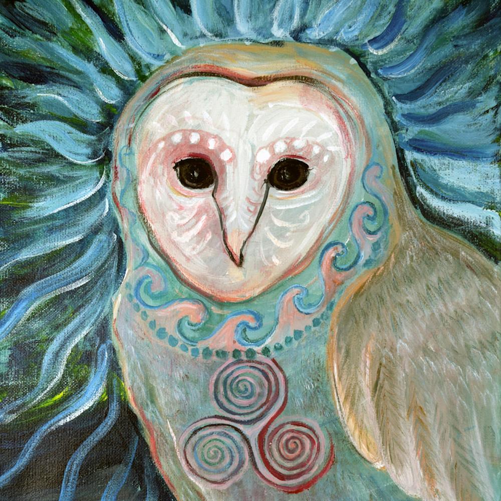 Owl spirit iisctg