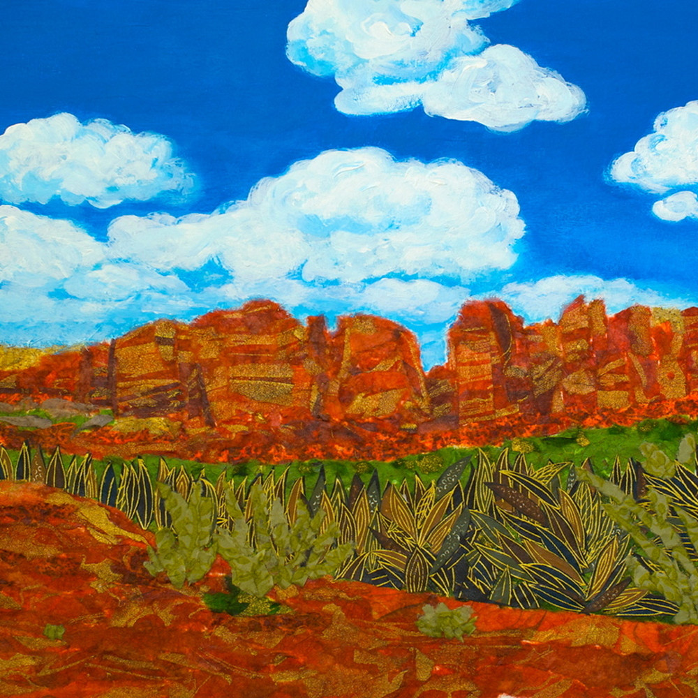 Sedona in private collection los angeles fgtjrc