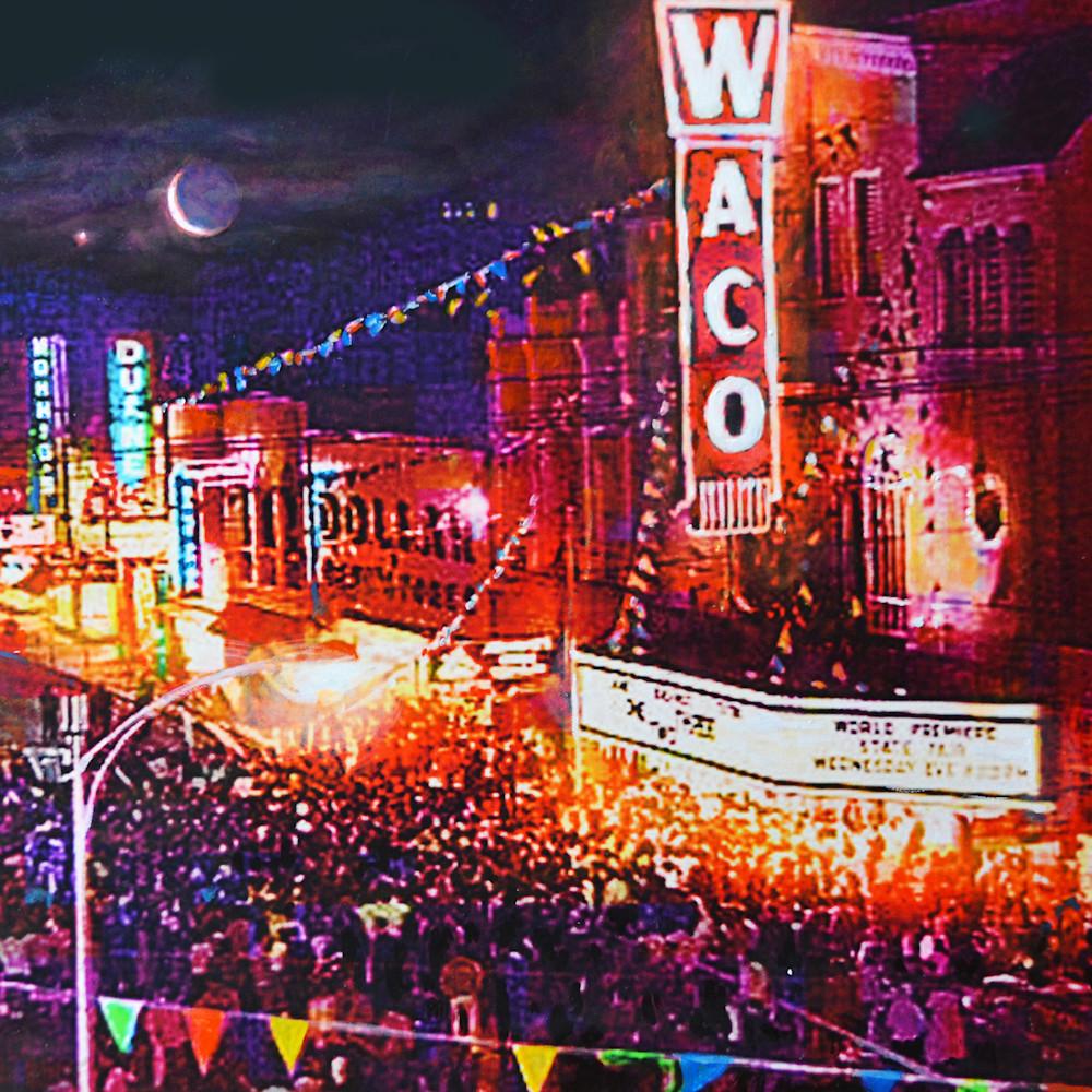 Waco theatre 1960 fegntd