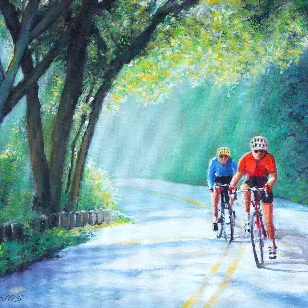 Dawn cameron park bike ride spzuf8