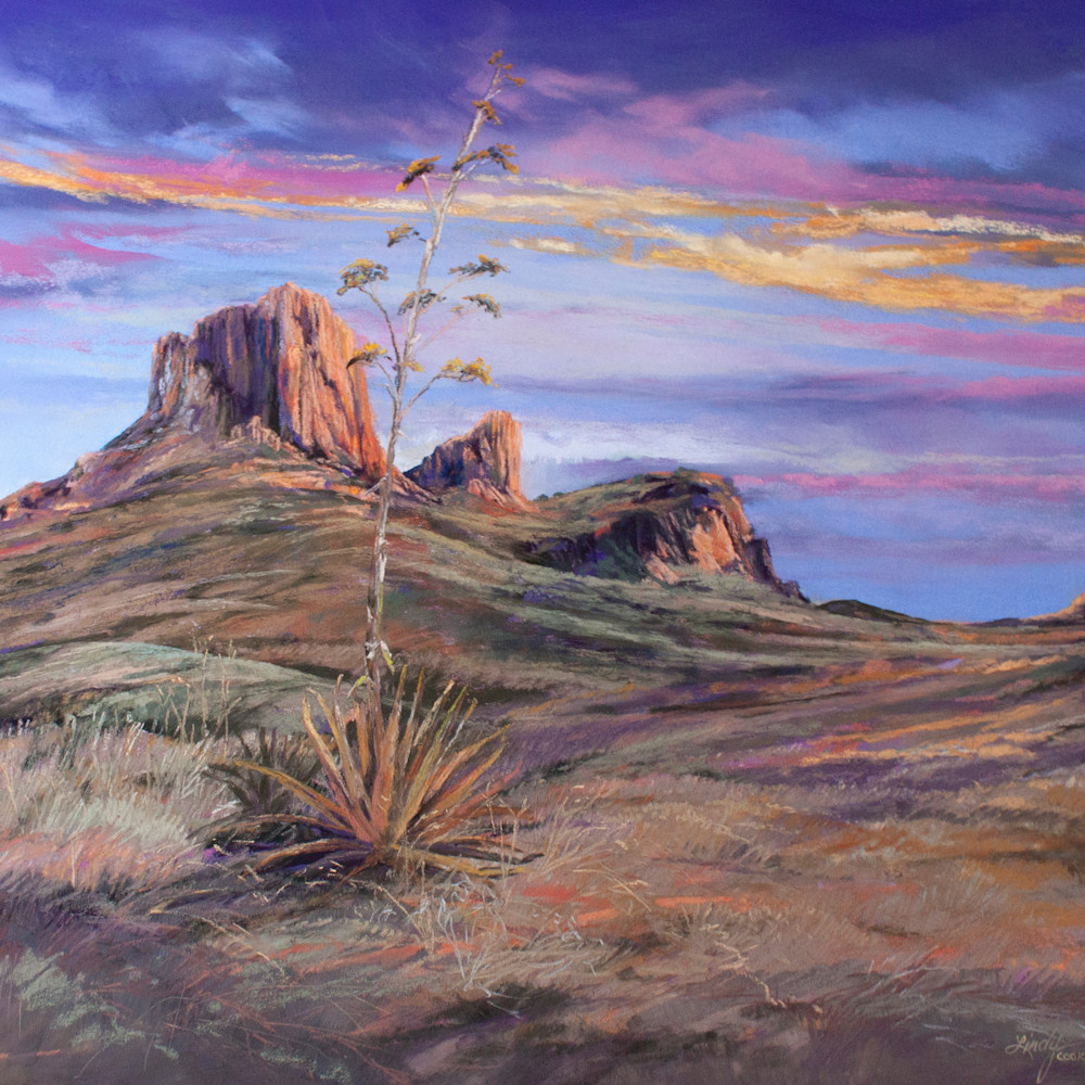 27f14 desert brushed with gold 18x24 pastel lindy c severns edit 2021 zzljqt