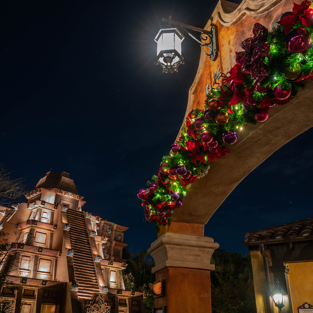 Epcot christmas in mexico jqysm3