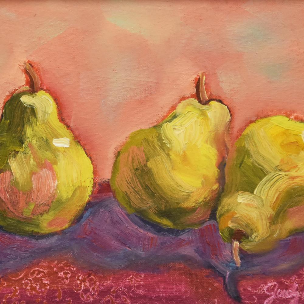 Three pears l0mutn