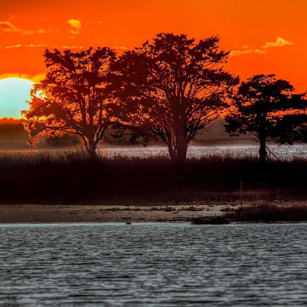Chappy cape poge setting sun hh7zv7