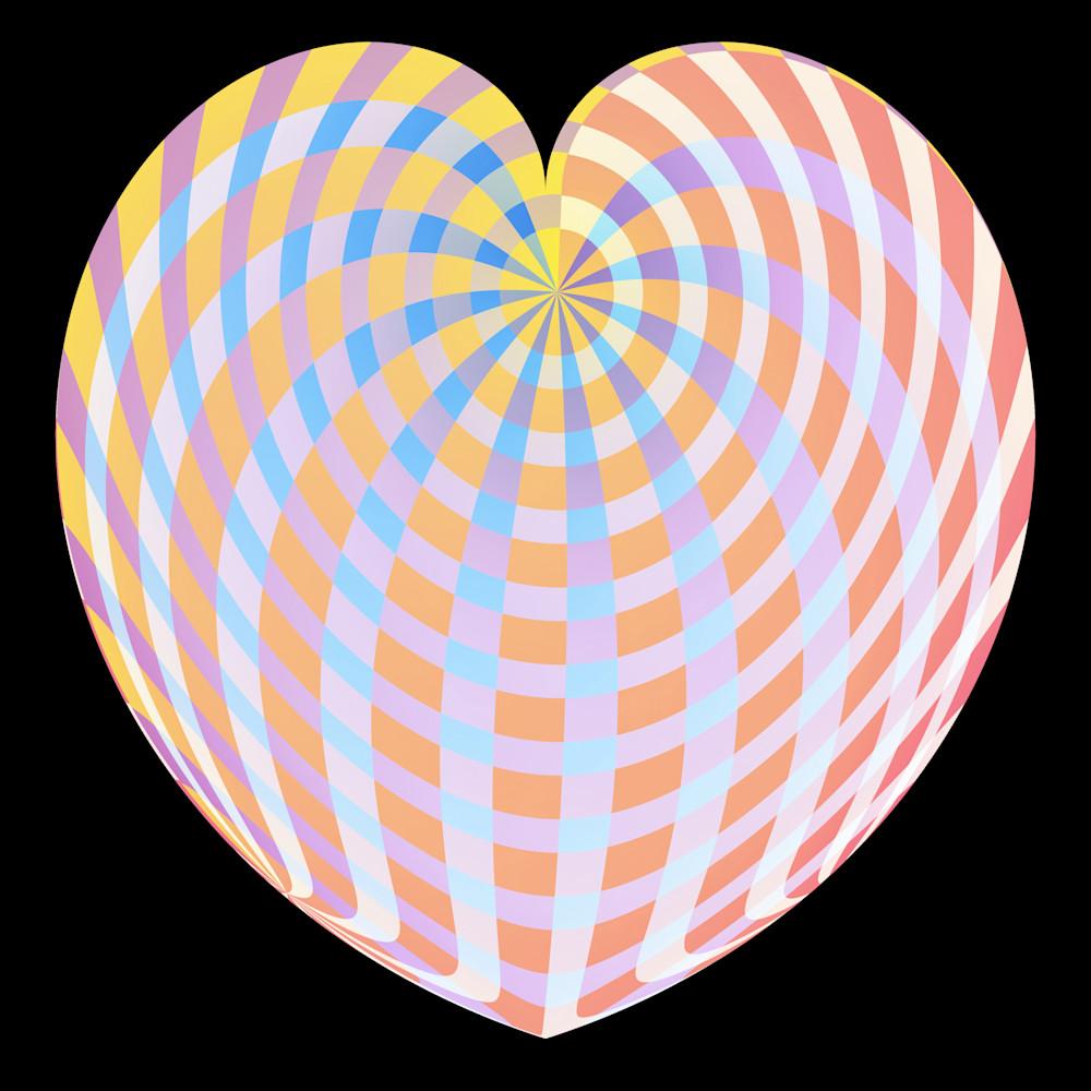 Double spiders heart square hoka5f