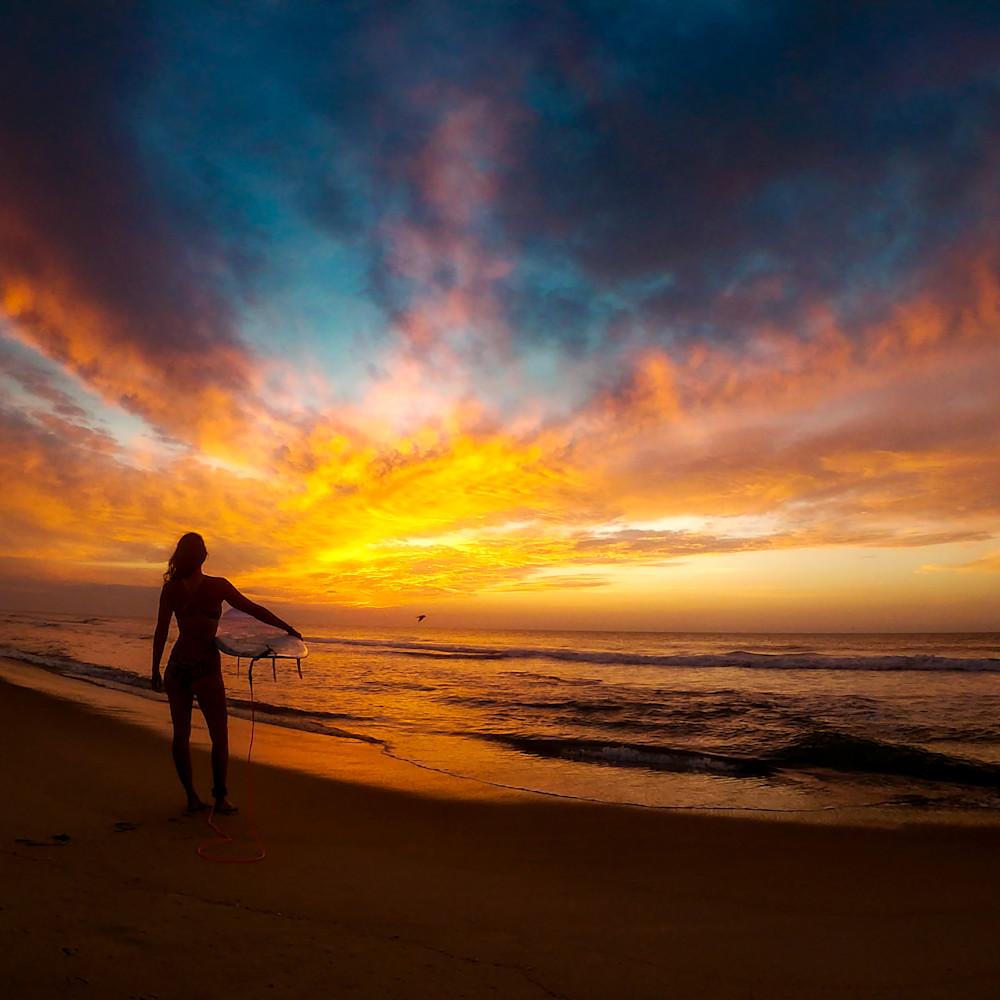 Sunrise surf ejecve