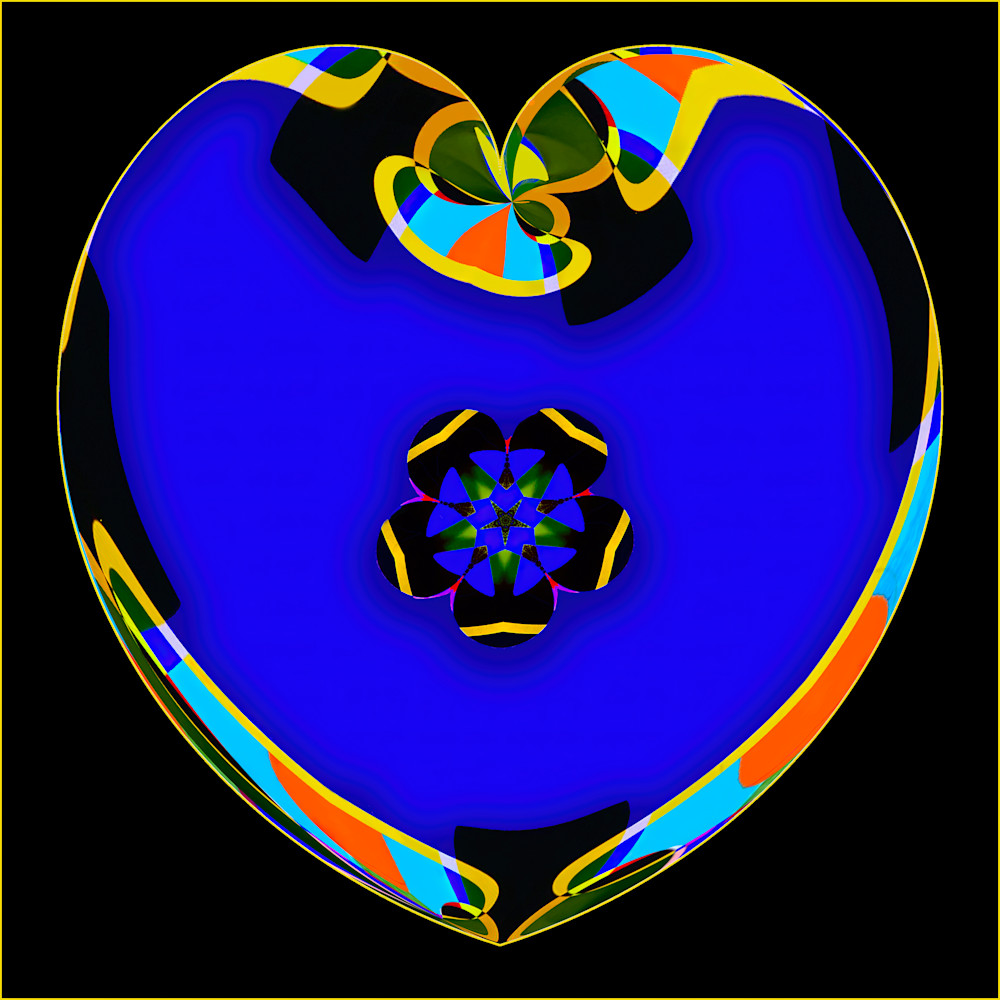 Azul heart gigapix idtskg