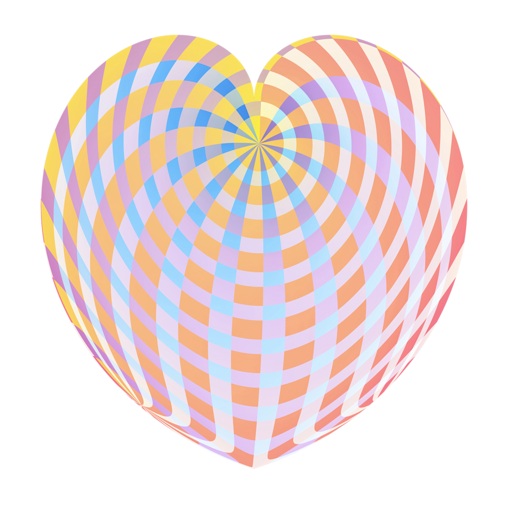 Double spiders heart square copy otx8te