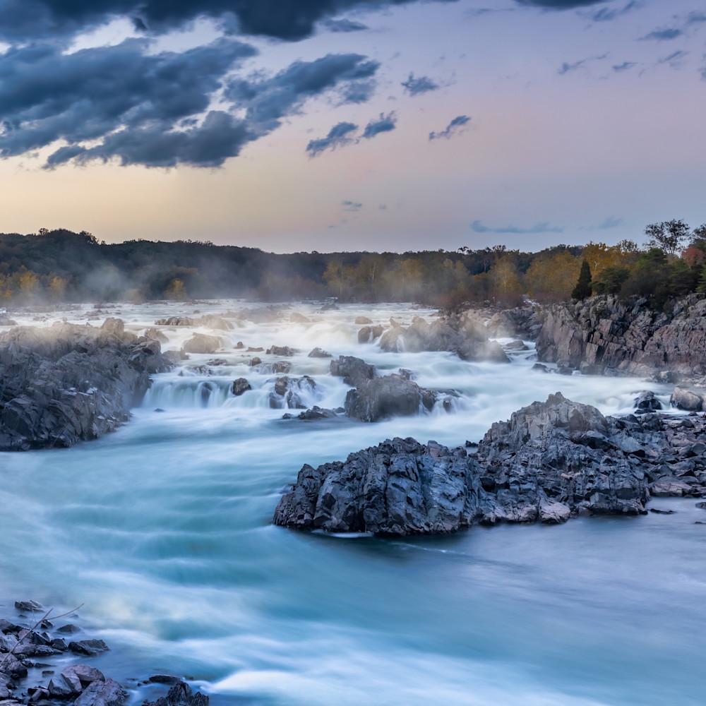 High water at great falls xv1qwx