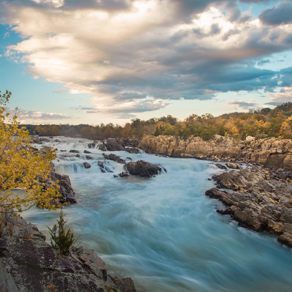 Great falls sunrise cypikg