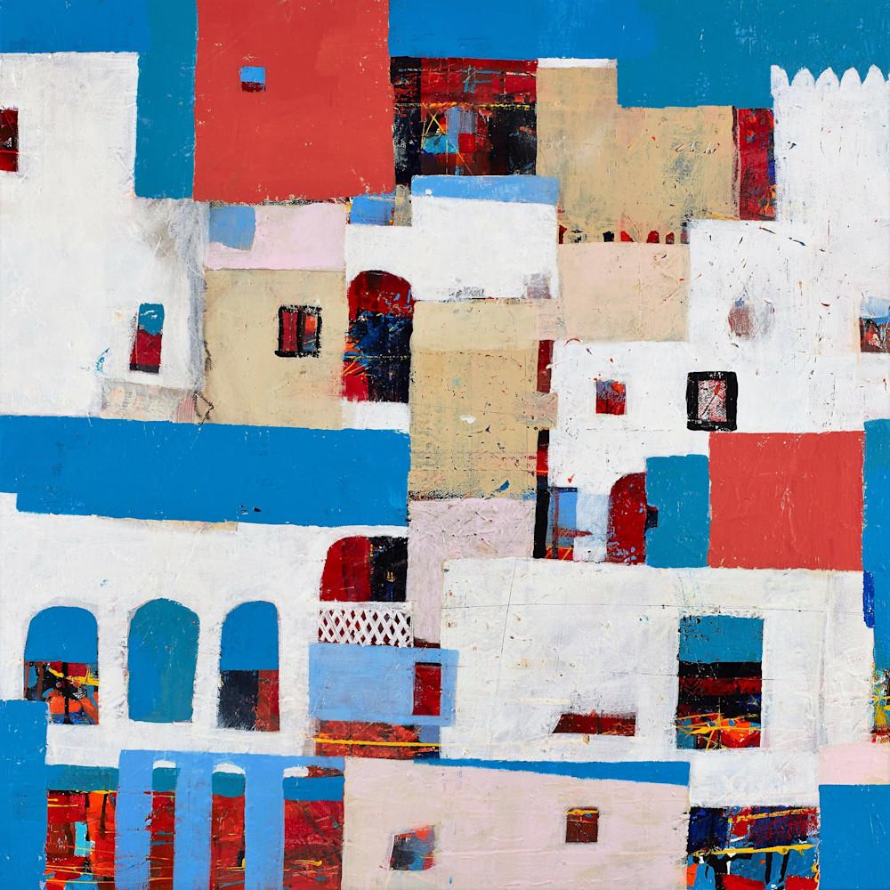 Village abstract8096crop2  square hcdjtp