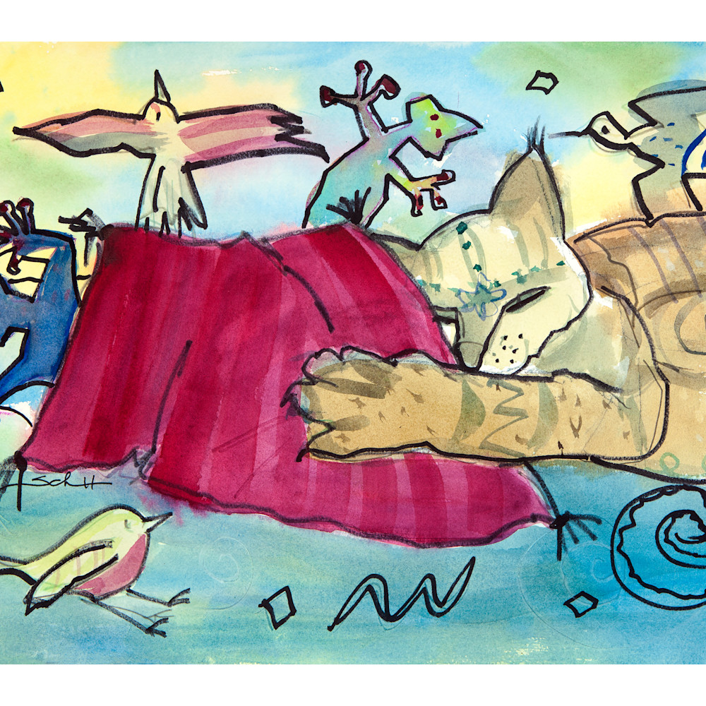 Do cats dream in color21mb mjd307
