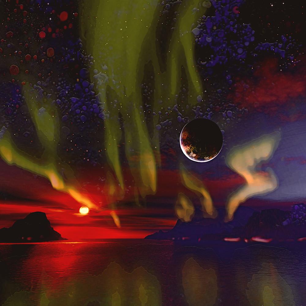 Aurora planet b8uejv