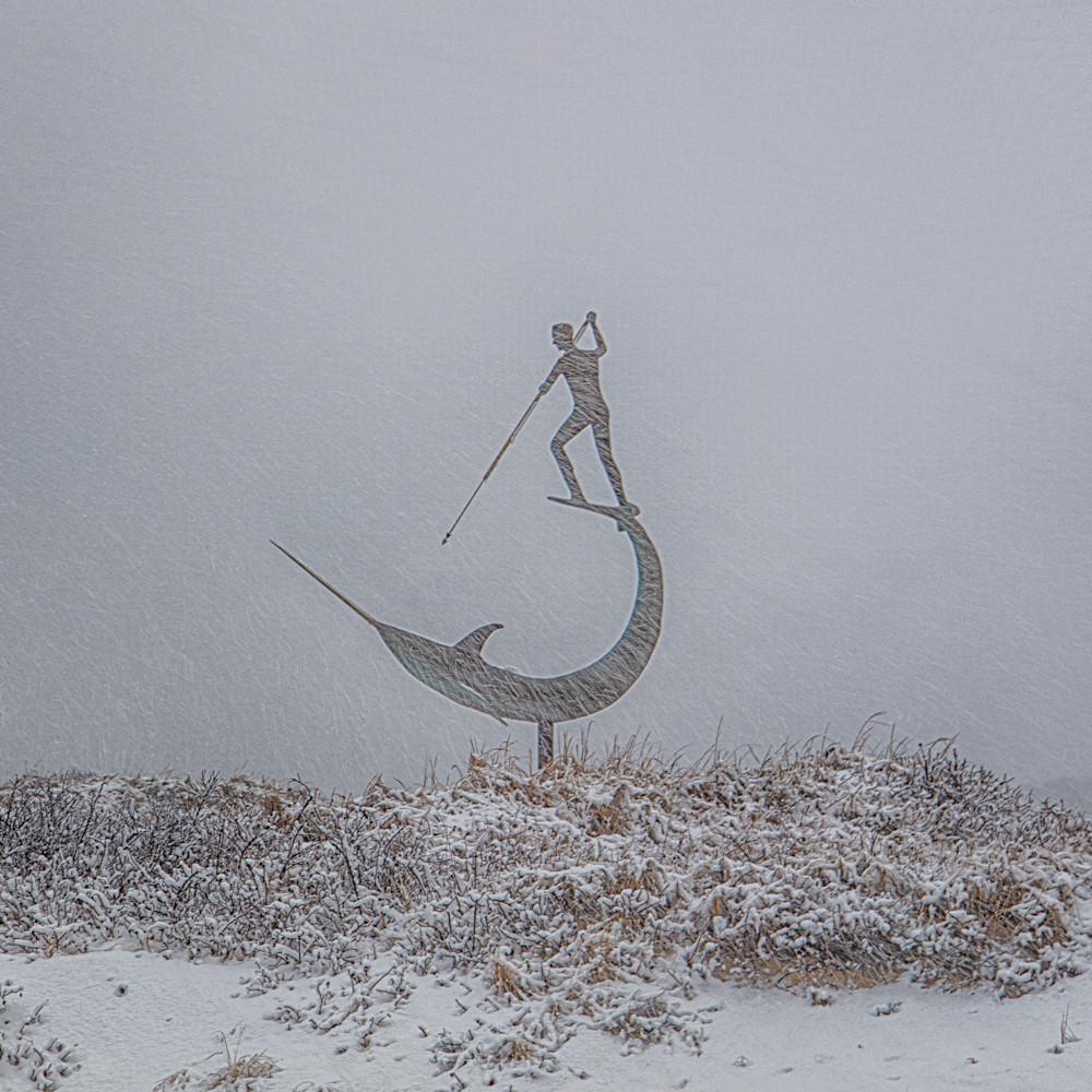 Swprd fisherman snow bstxq4