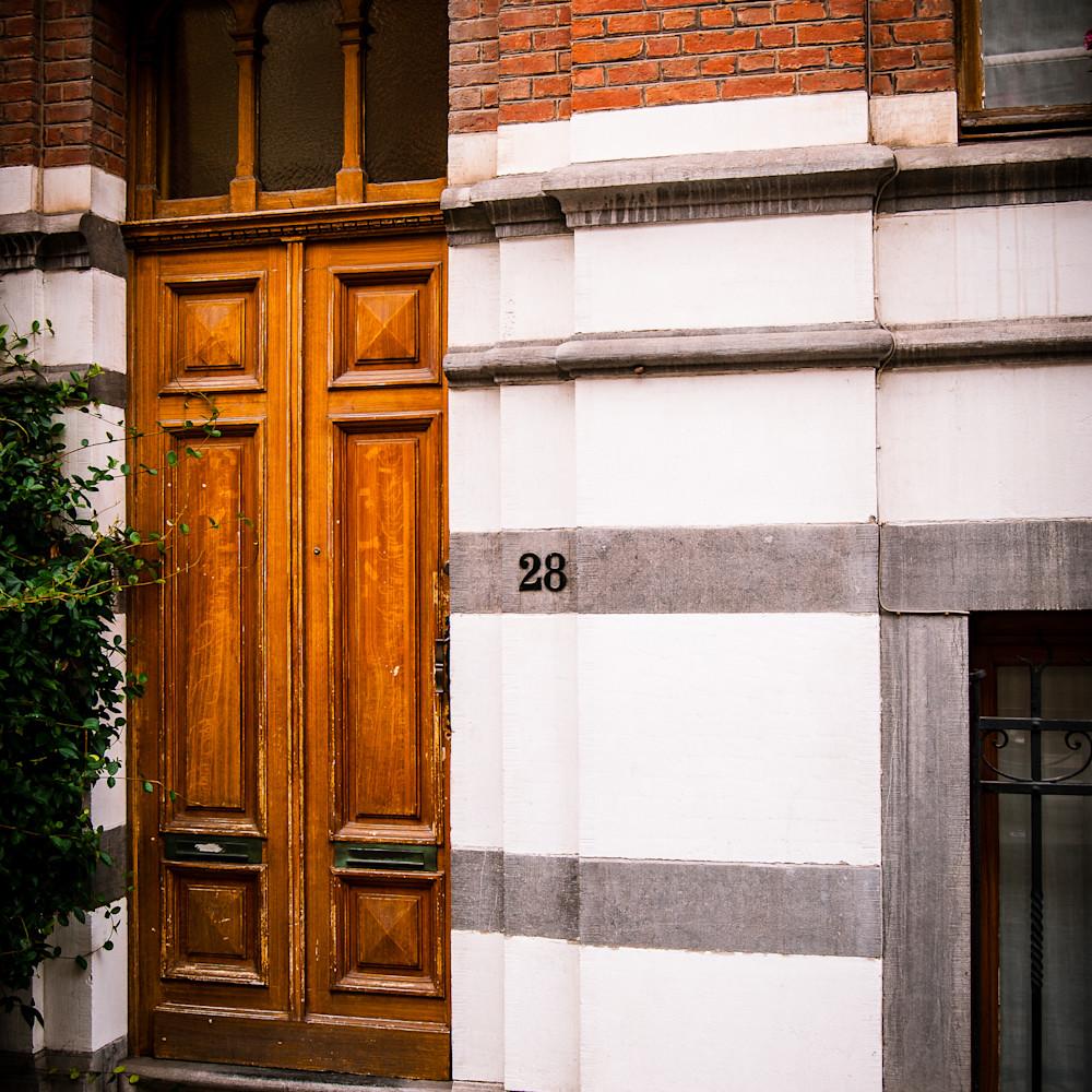 Doors of ixelles 2 brussels belgium 2018 u4eljk