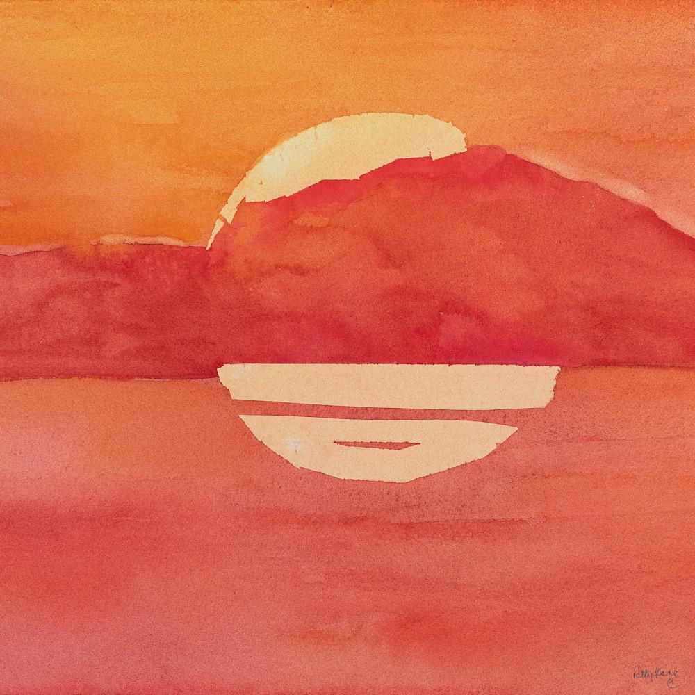Golden sunset qsje9h