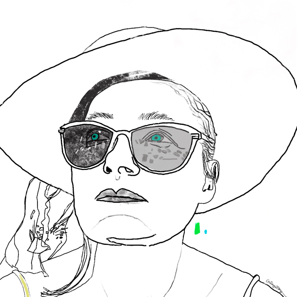 Cerris in her sunhat with green eyes 2020 6000 x8000 px ywp6qv