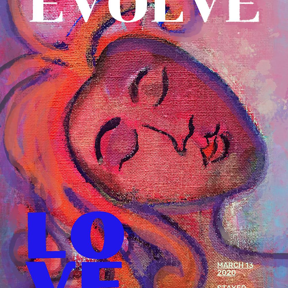 Evolve love poster bf4x1y