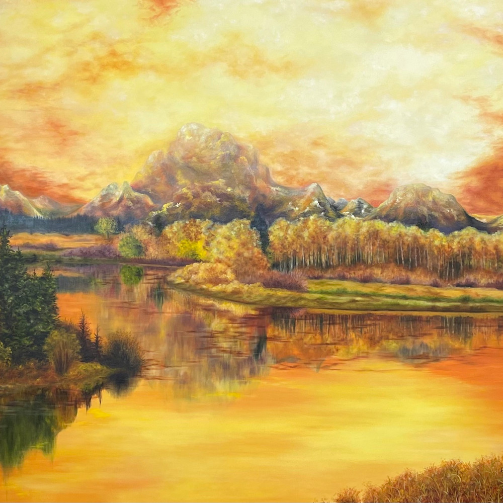 The golden reflection urr3sh