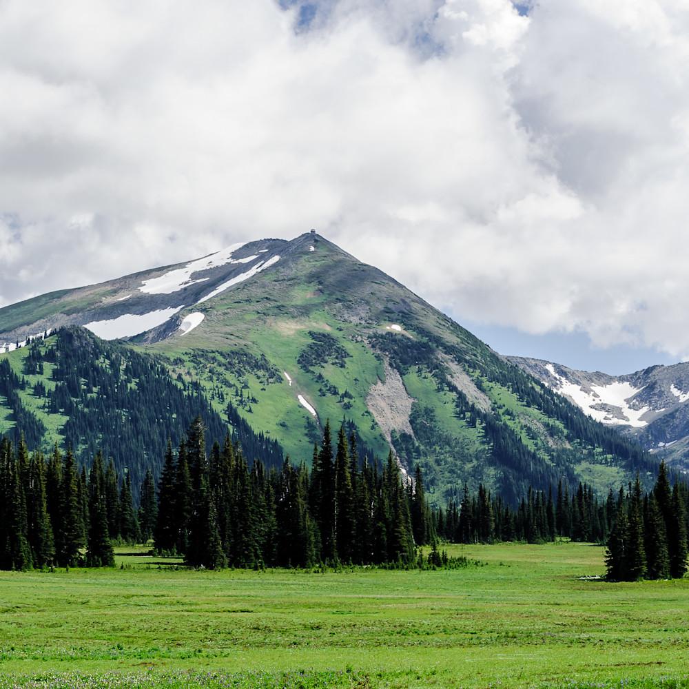 Mount fremont grand park mount rainier natioanl park washington 2016 kepisi