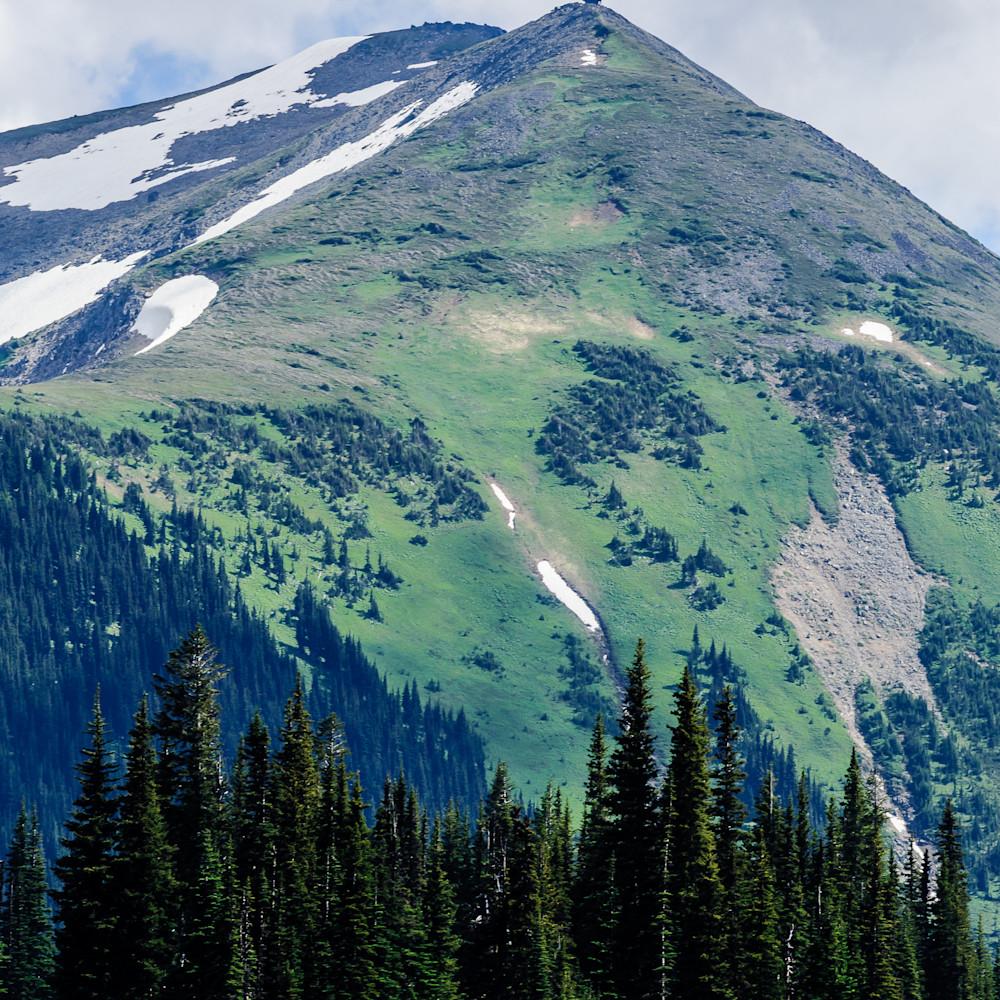 Mount fremont mount rainier national park washington 2016 q9irnd