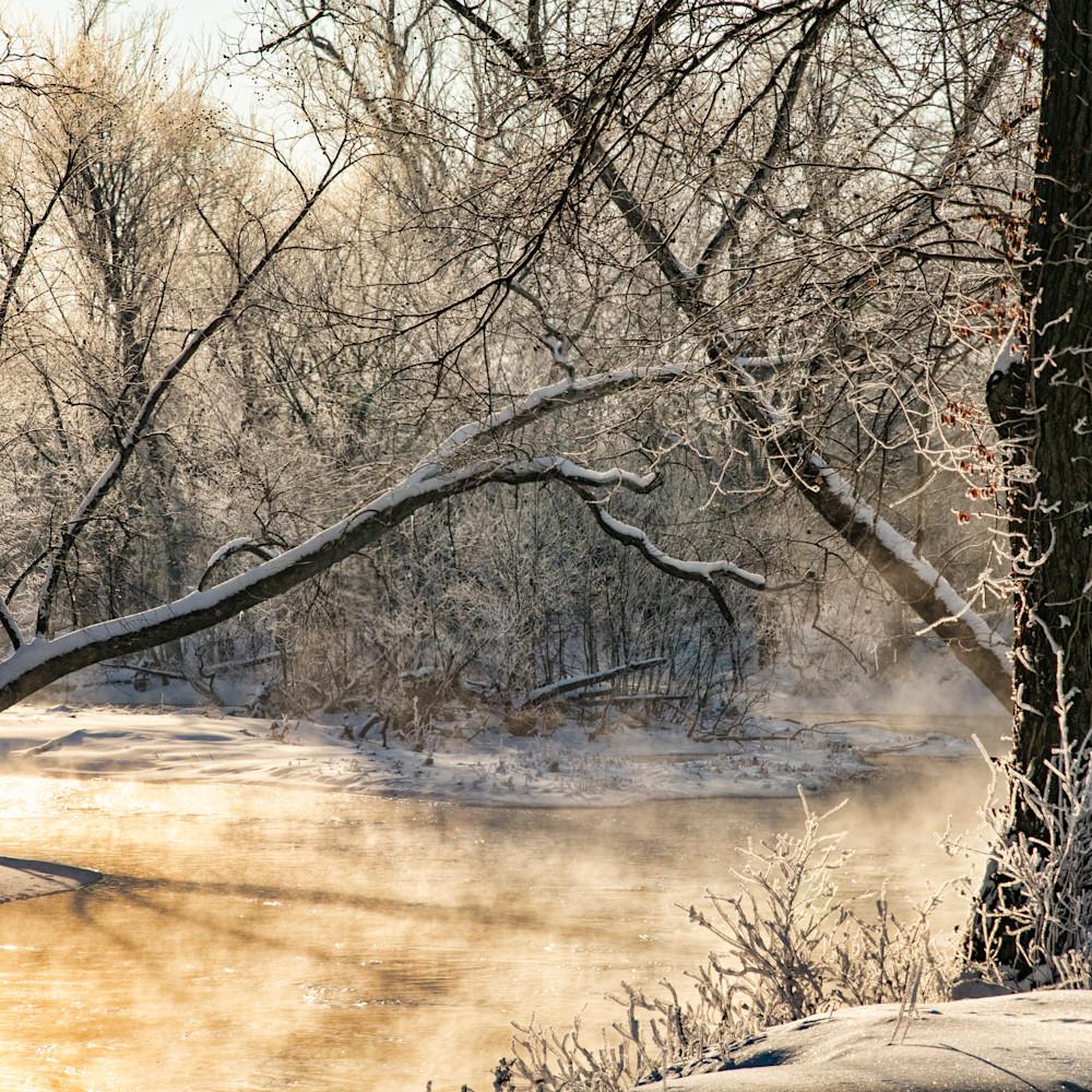 Spring river steam snow curve 3464 fss sr0p1y