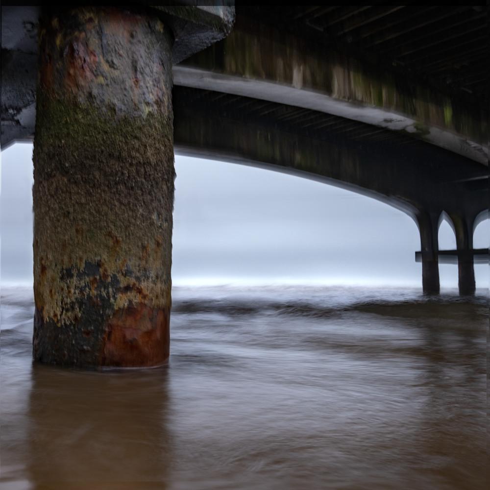 Under bournemouth pier study1 ggdpdy