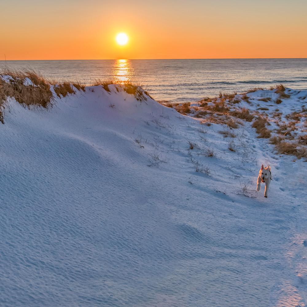 Brodie aquinnah winter sunset iiegti