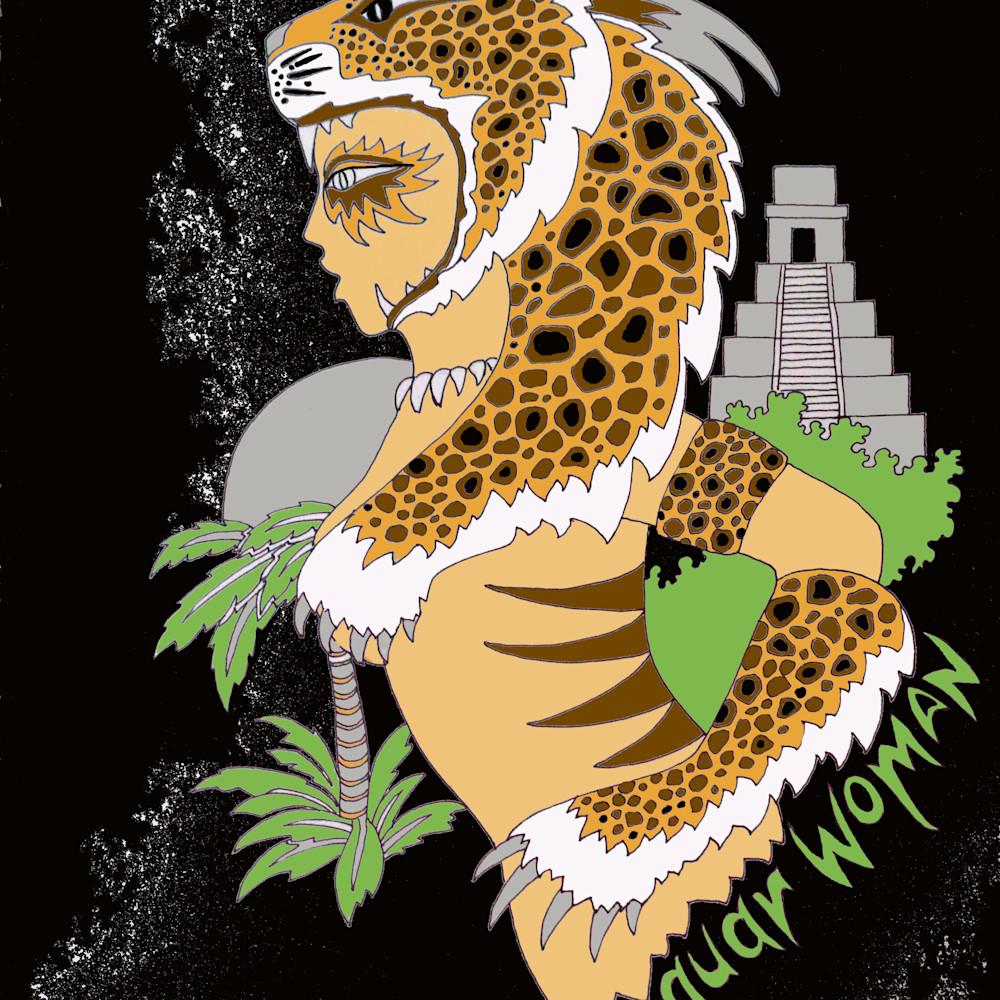 Jaguar woman t   shirt kclkh7