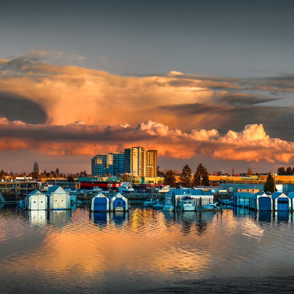 Richmond waterfront eutm4h