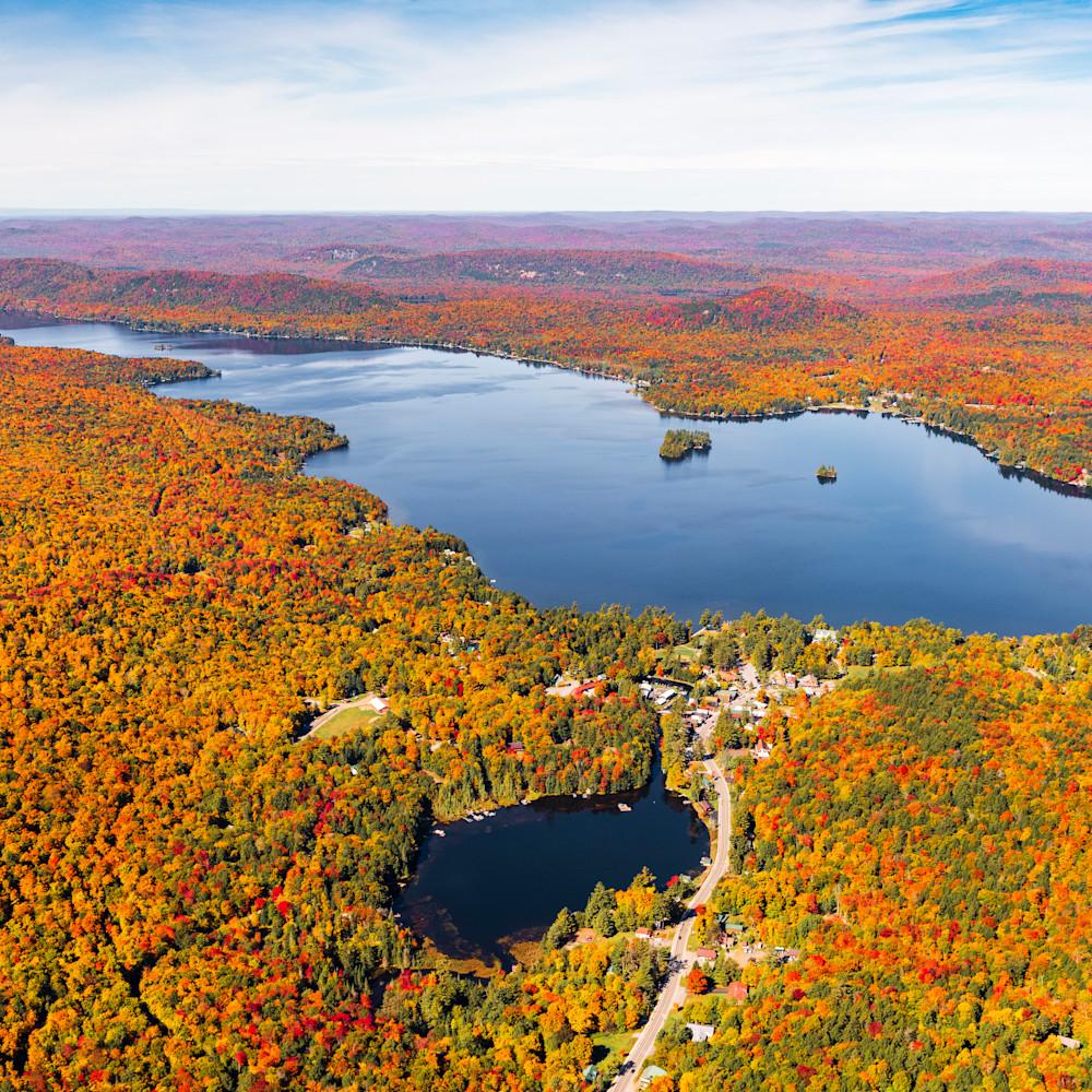 5th lake fall aerial vov3t3