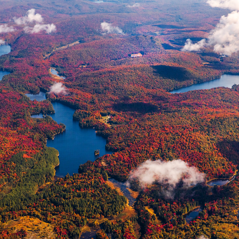 Bear pond fall aerial 3 tnsbcp
