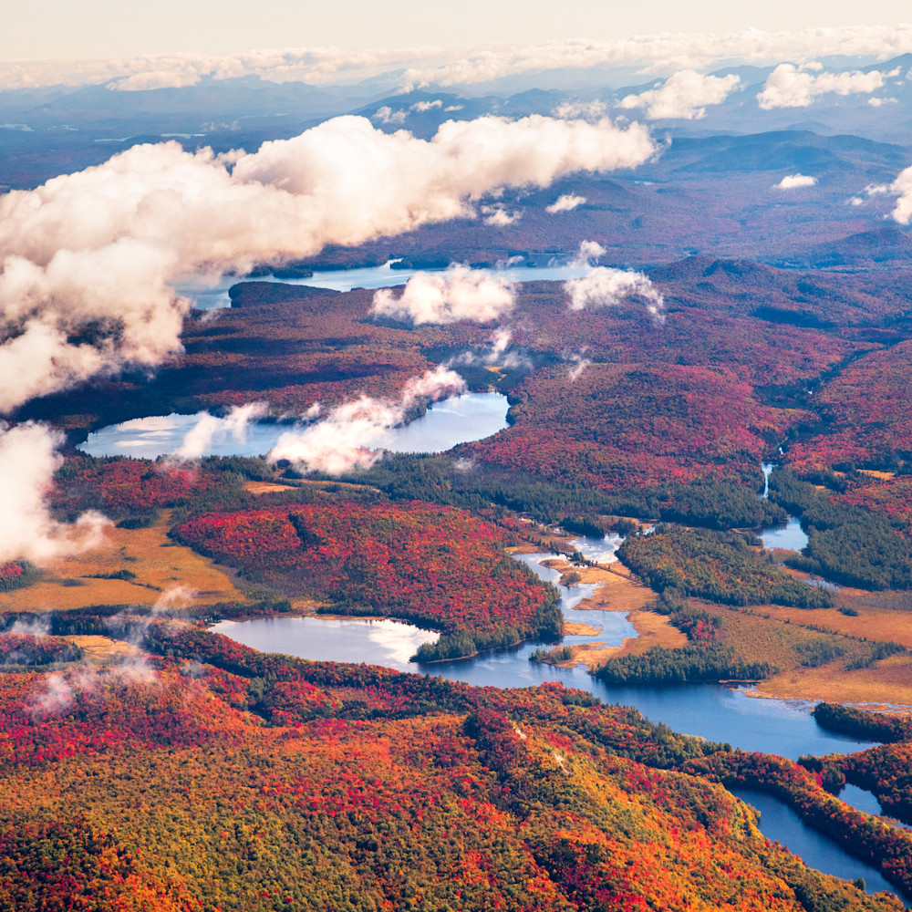 Hitchens pond fall aerial asywtb