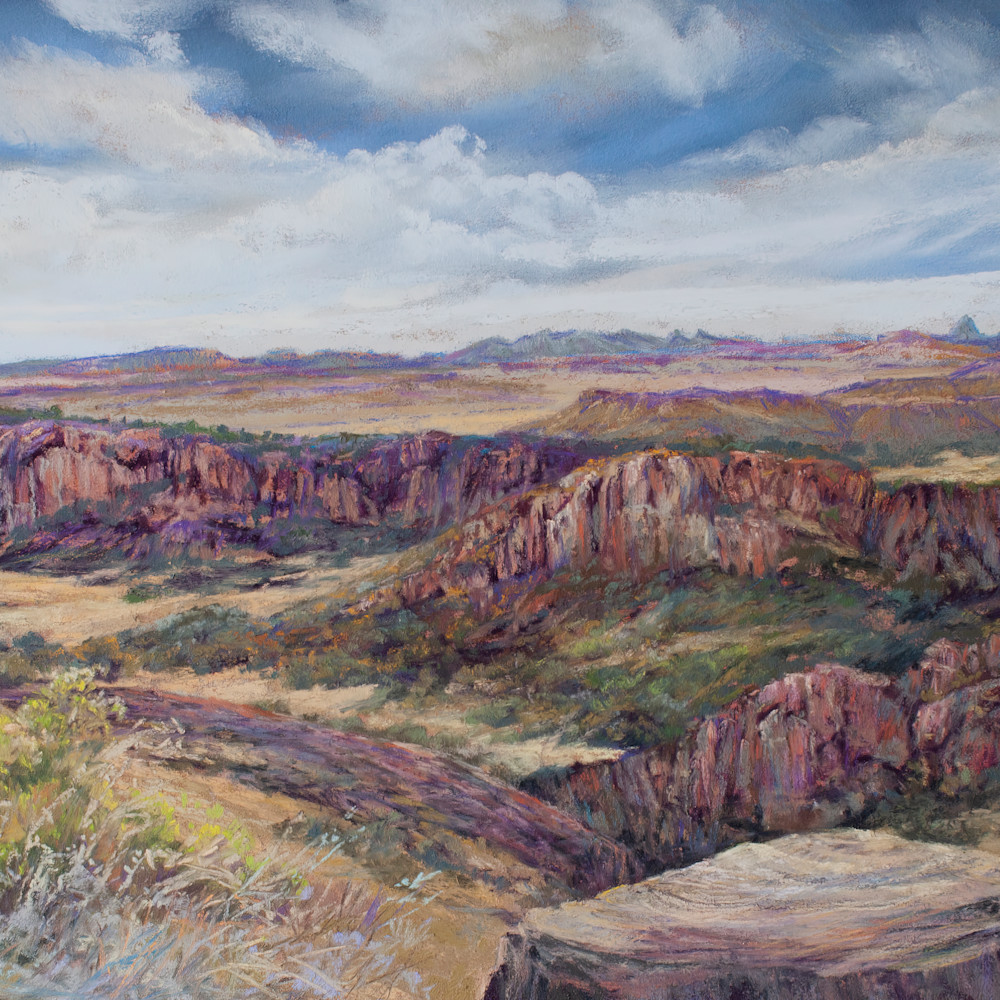 21g15 fort davis in days gone by 10x20 pastel lindy c severns edit 2021 2g a9qhcl