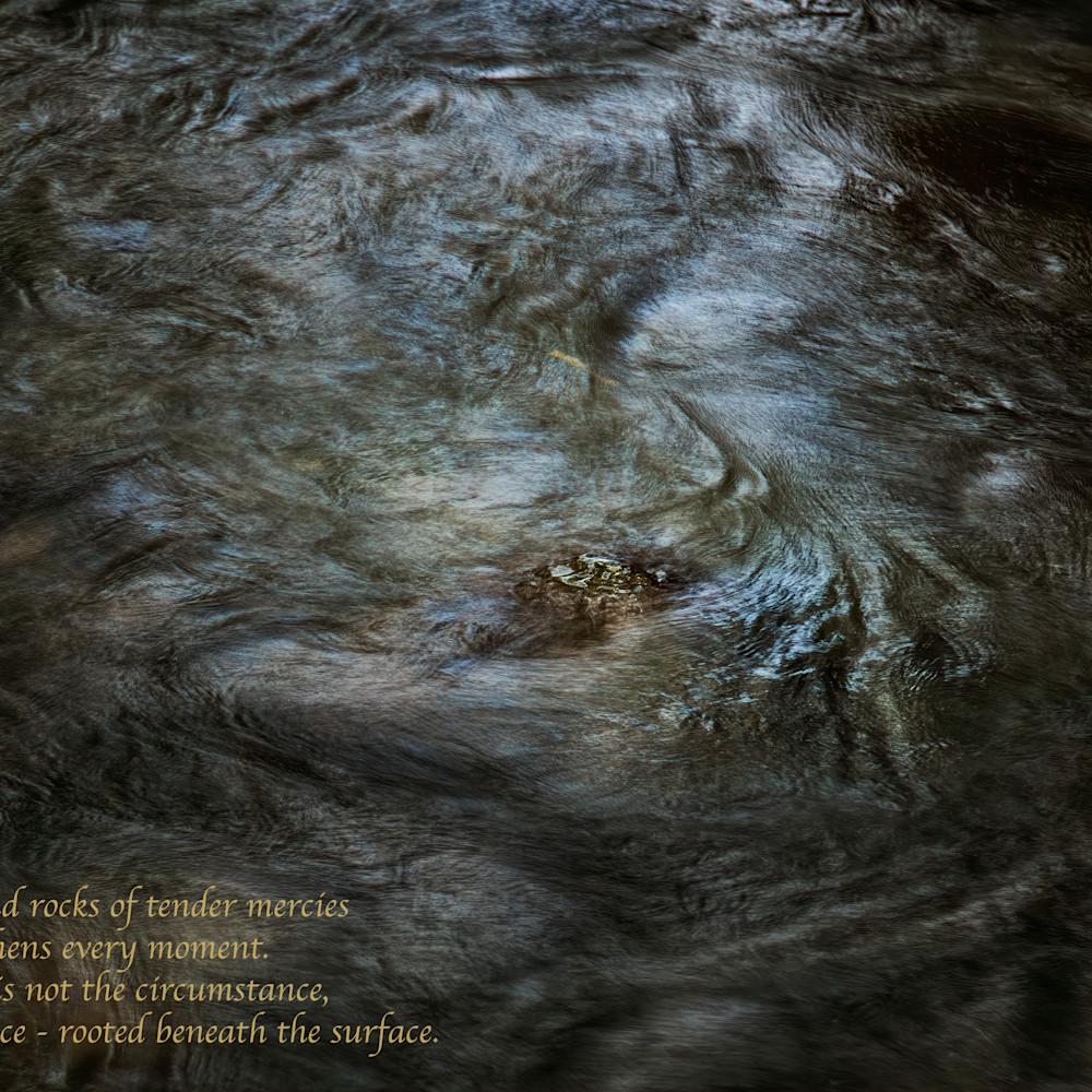 Water rocks and tender mercies hwgyal
