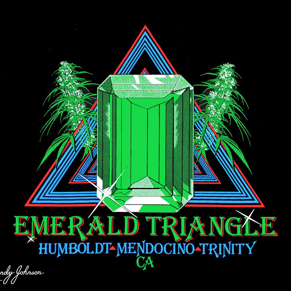 P11 emerald triangle dly8fr