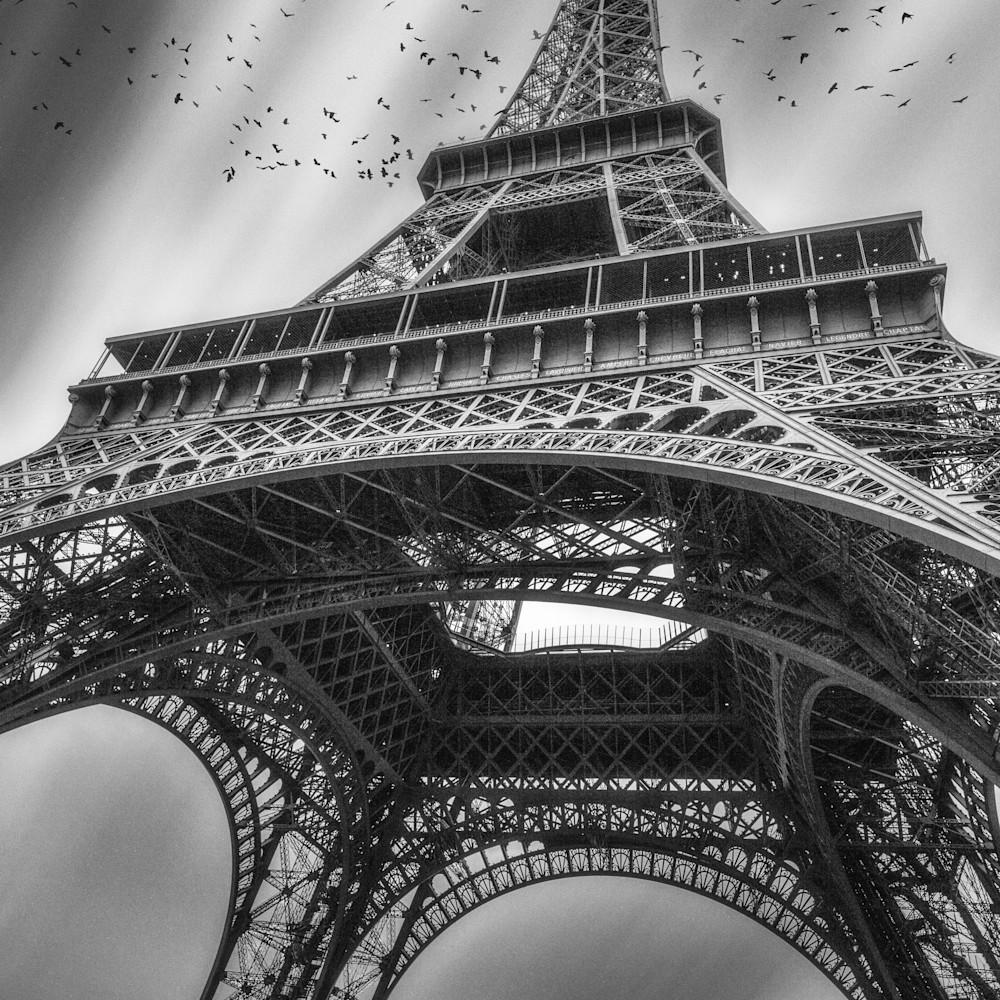 Paris moods bw uznho1