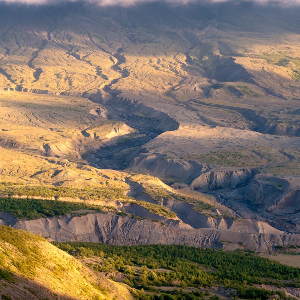 Erosion of the pumice plains 2020 pnr01n