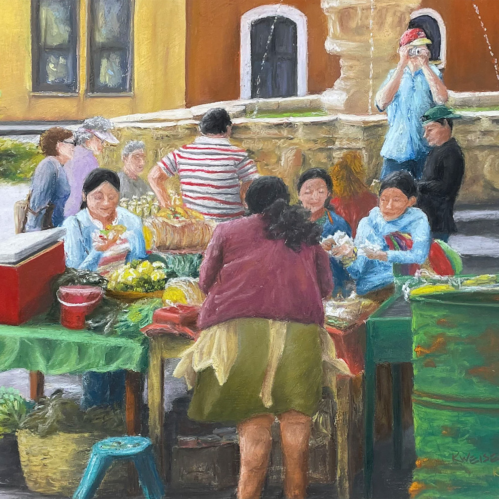 Guatamala market plu8rc