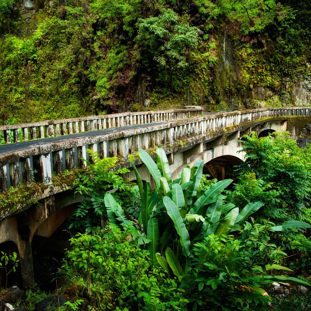 Bridge to hana gamxta