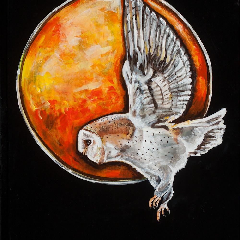 Owl moon ba7fig