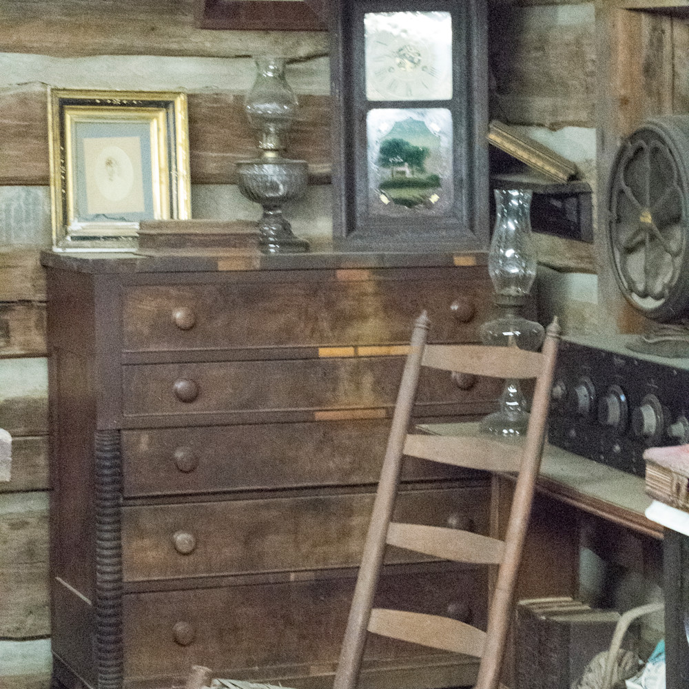 Dresser and ladderback chair lbs 2473 ezmt4x