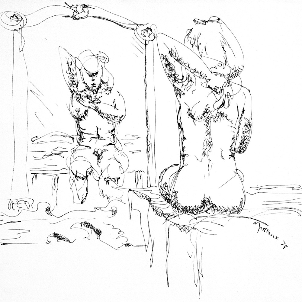 Woman bathing mkmyhh