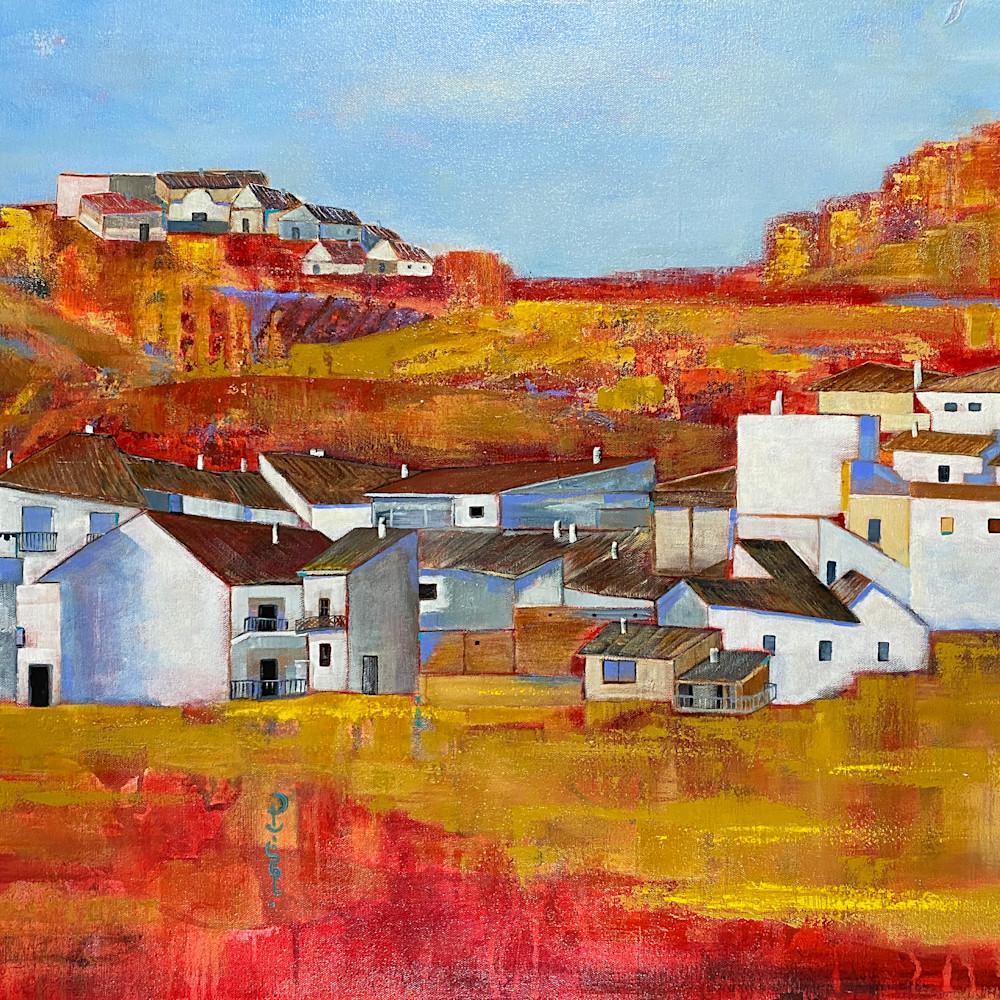 El pueblo de guadix print vatqir
