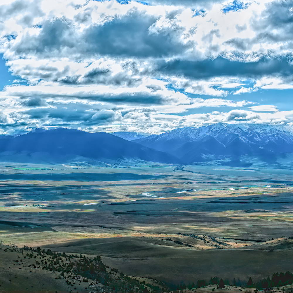 Madison river valley y0kg5b