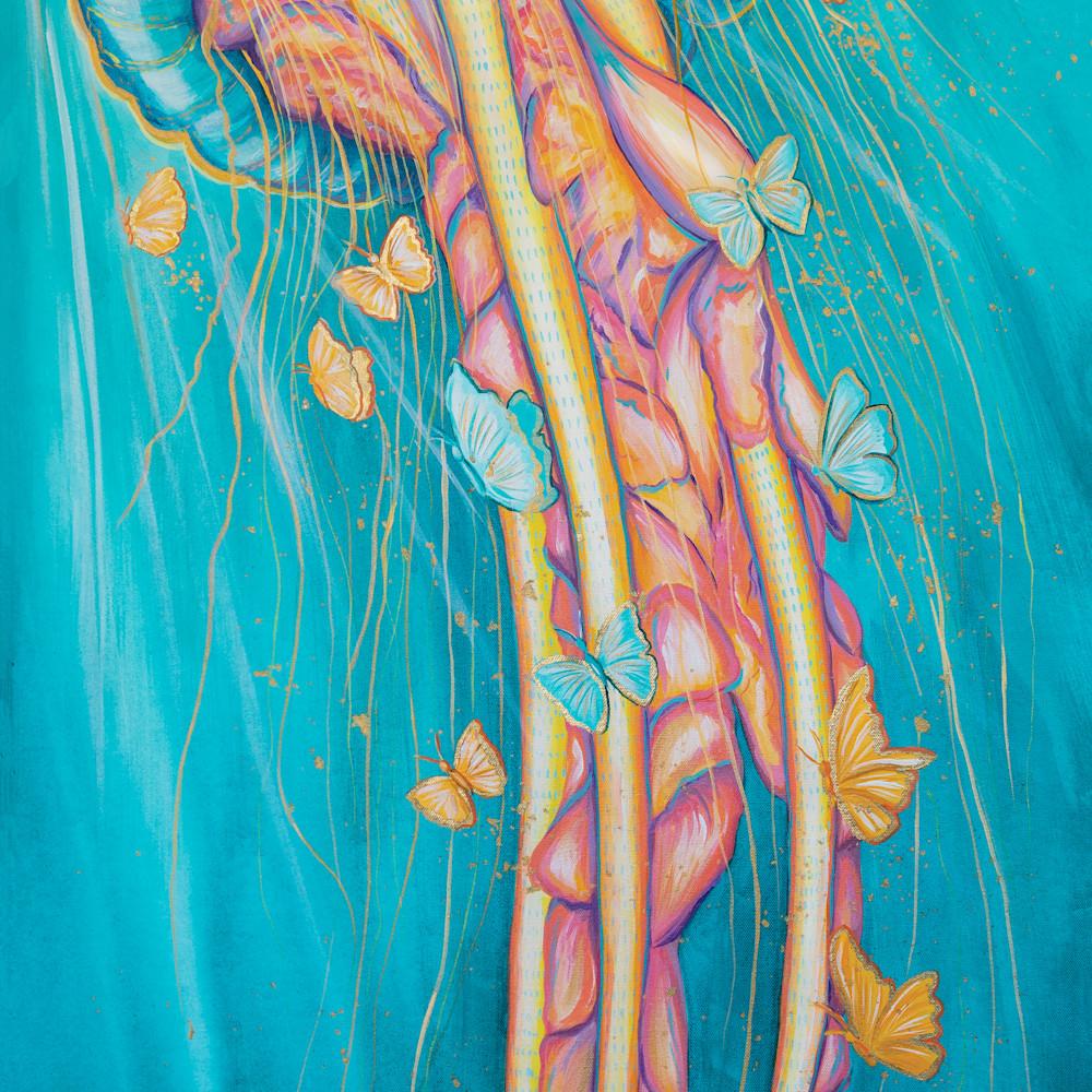 Jellyfish print small t6cuvz