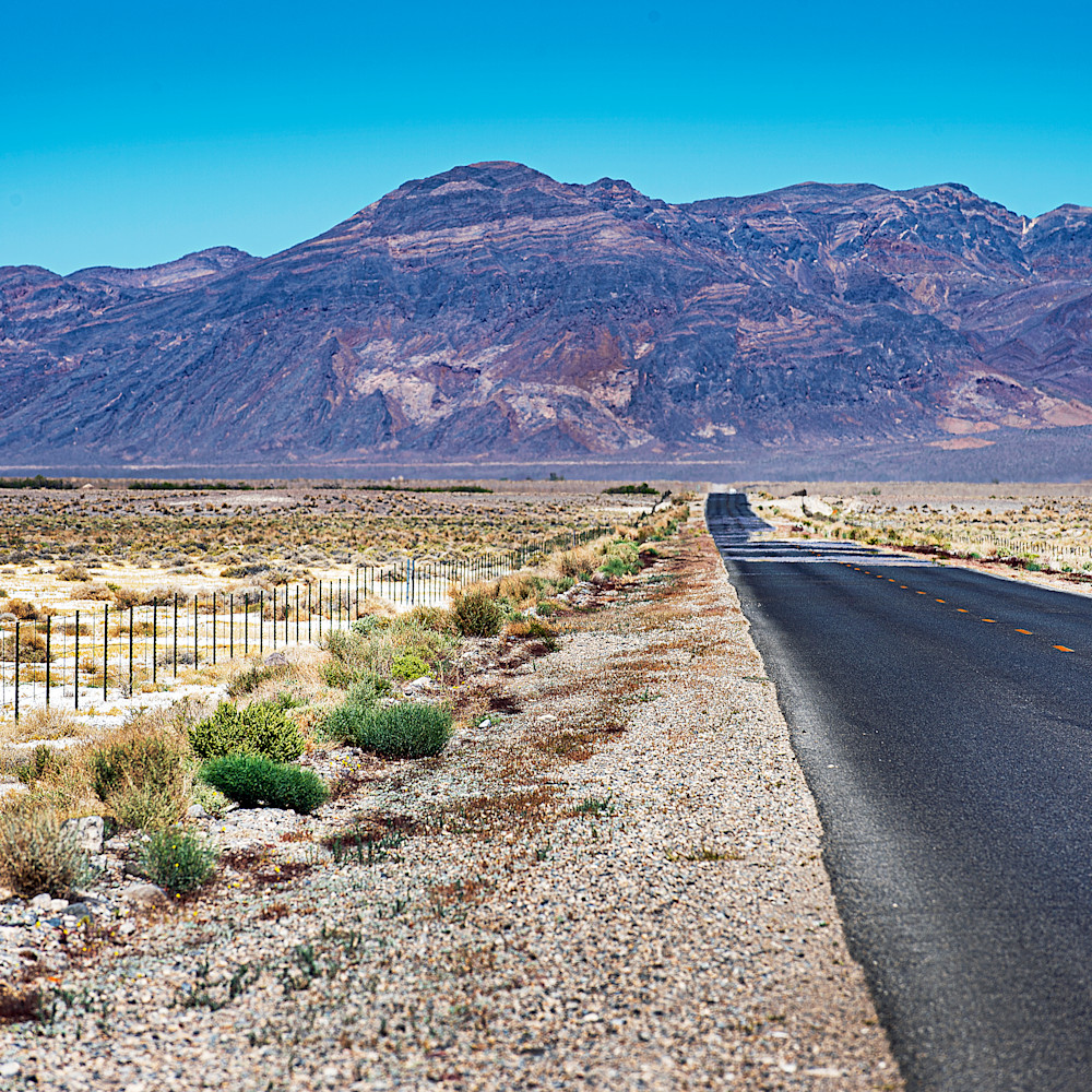 Desert highway kliezu