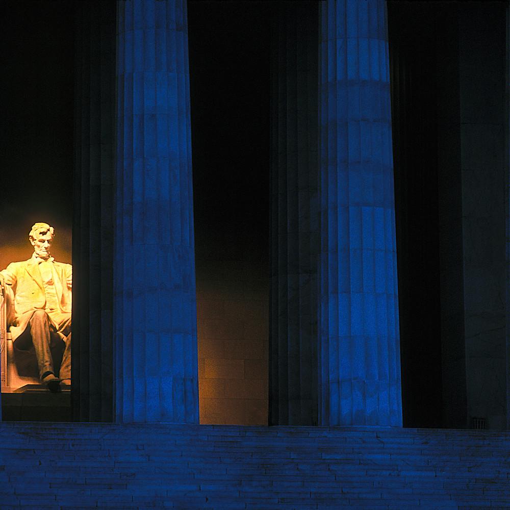 Lincoln memorial uz707k